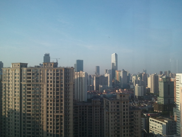 Shanghai desperezándose
